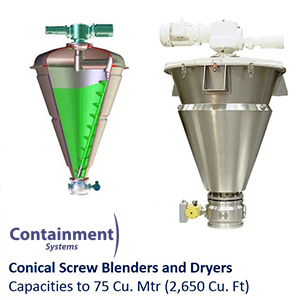 SPS Screw blenders