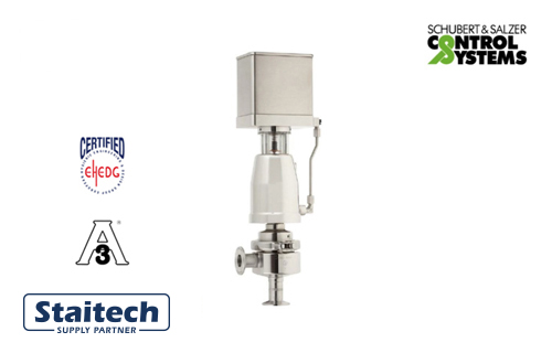 Aseptic Control Valves